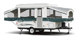 Folding, Pop-up Camper